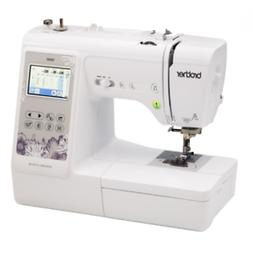 sewing machine se600 computerized and embroidery machine