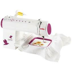 Sewing Machine Elna WiFi Enabled Embroidery 260 Built-In Des