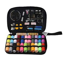 Sewing Machines - Portable Basic Sewing 24 Color Spools Thre