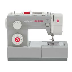 SINGER 4411 Heavy Duty Sewing Machine with Metal Frame,Free