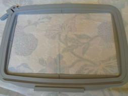 Large Hoop for Singer XL400, XL580 and Quartet Embroidery Ma