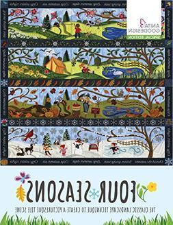 Anita Goodesign Special Edition Embroidery Designs Four Seas