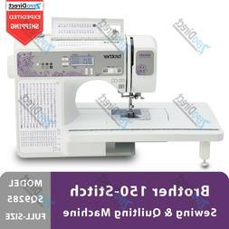 ⭐️⭐️⭐️⭐️⭐️ Brother SQ9285 150 Stitch Com