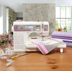 Brother SQ9285 Computerized Sewing & Quilting Machine 150 St