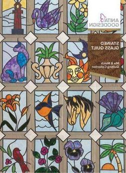Stained Glass Quilt Anita Goodesign Embroidery Design Machin