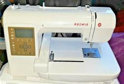 SINGER Studio™ S10 Embroidery Machine* easy to use