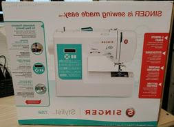 SINGER Stylist 7258 Electric Sewing Machine Brand New Unopen
