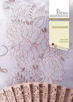 The Hemingway Anita Goodesign Embroidery Machine Design CD N