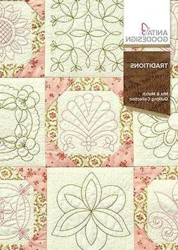 Anita Goodesign Traditions Embroidery Machine Design CD 181A