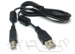 USB Cable Cord for Brother Sewing Embroidery Machine Models