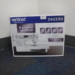 Brother XR3340 Computerized Sewing and Quilting Machine Bran