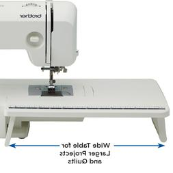 Brother XR3774 Sewing & Quilting Machine with Wide Table
